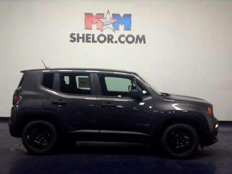 Vehicle details 2016 jeep renegade at shelor motor mile for Motor mile chrysler dodge jeep ram christiansburg va