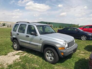 2005 Jeep Liberty SPORT Muncie IN