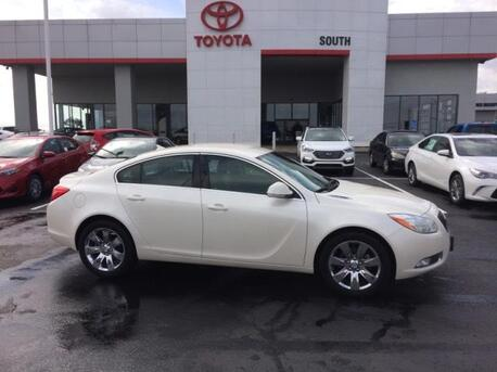 2012 Buick Regal 4dr Sdn Base Richmond KY