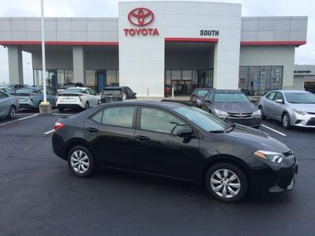 2014 Toyota Corolla 4dr Sdn CVT LE (Natl) Richmond KY
