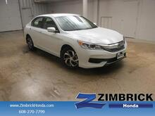 2017 Honda Accord LX CVT Madison WI
