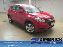 2017 Honda HR-V LX AWD CVT Madison WI