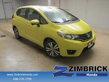 2017 Honda Fit EX CVT Madison WI