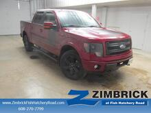 2013 Ford F-150 4WD SuperCrew 145 FX4 Madison WI