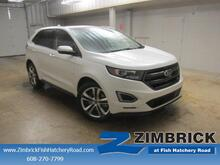 2016 Ford Edge 4dr Sport AWD Madison WI