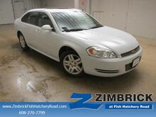 2015 Chevrolet Impala Limited 4dr Sdn LT Madison WI