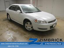 2014 Chevrolet Impala Limited 4dr Sdn LT Madison WI