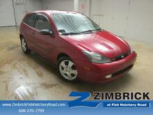 2003 Ford Focus 3dr Cpe ZX3 Premium Madison WI