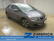 2014 Honda Civic 4dr CVT EX Madison WI
