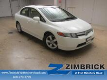 2007 Honda Civic 4dr AT EX Madison WI
