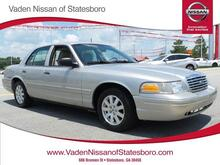 2008 Ford Crown Victoria 4dr Sdn LX Savannah GA
