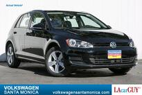 Volkswagen Golf 1.8T 4-Door Wolfsburg Edition Auto 2017