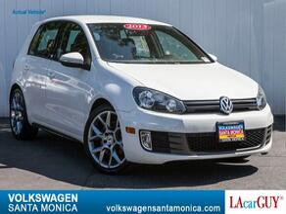 2013 Volkswagen GTI 4dr HB DSG Wolfsburg Santa Monica CA