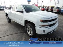 2017 Chevrolet Silverado 1500 4WD Double Cab 143.5 LT w/2LT Madison WI