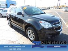 2012 Chevrolet Equinox FWD 4dr LT w/1LT Madison WI