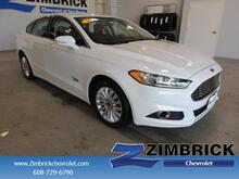 2013 Ford Fusion Energi 4dr Sdn SE Luxury Madison WI