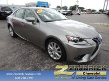 2014 Lexus IS 250 4dr Sport Sdn Auto RWD Madison WI