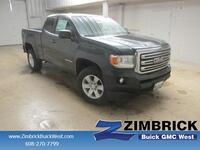 GMC Canyon 4WD Ext Cab 128.3 SLE 2017