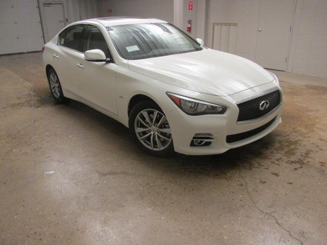 2017 Infiniti Q50 2.0t AWD Madison WI