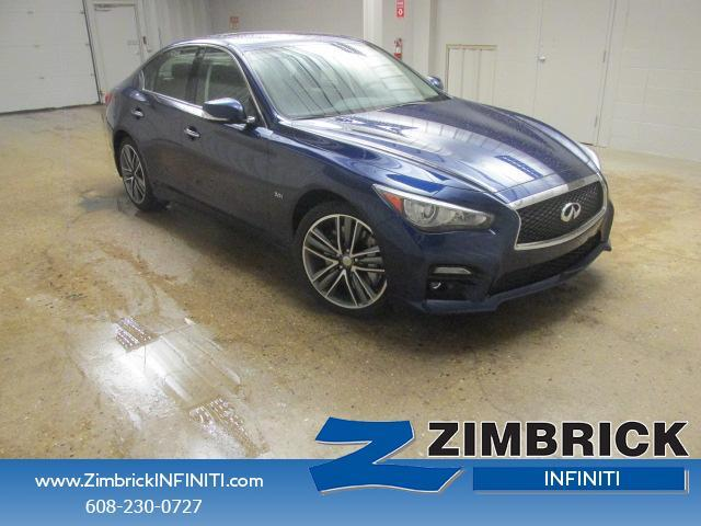 2017 INFINITI Q50 3.0t Sport AWD Madison WI