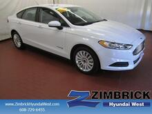 2014 Ford Fusion 4dr Sdn S Hybrid FWD Madison WI