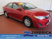 2012 Toyota Camry 4dr Sdn I4 Auto LE (Natl) Madison WI