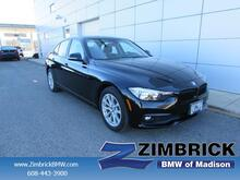 2016 BMW 3 Series 4dr Sdn 320i xDrive AWD Madison WI