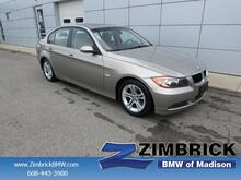 2008 BMW 3 Series 4dr Sdn 328i RWD Madison WI