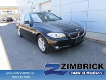 2012 BMW 5 Series 4dr Sdn 528i xDrive AWD Madison WI