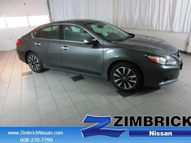 2017 nissan altima 2 5 sv sedan madison wi 15475124 for Zimbrick mercedes benz