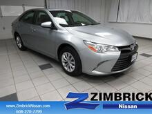 2015 Toyota Camry 4dr Sdn I4 Auto LE (Natl) Madison WI