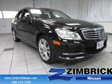 Mercedes-Benz C-Class 4dr Sdn C 300 Luxury 4MATIC® 2014