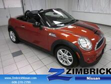 MINI Cooper Roadster 2dr S 2013