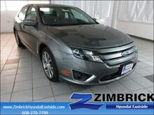 2010 Ford Fusion 4dr Sdn SEL FWD Madison WI