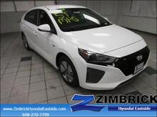 2017 Hyundai IONIQ Hybrid Blue Hatchback Madison WI