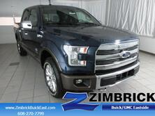 Ford F-150 4WD SuperCrew 145 King Ranch 2016