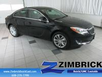 Buick Regal 4dr Sdn Turbo AWD 2017