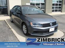 2016 Volkswagen Jetta 4dr Manual 1.4T S Madison WI