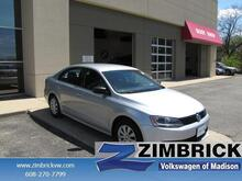 2014 Volkswagen Jetta 4dr Manual S Madison WI