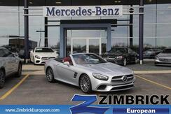 2017 Mercedes-Benz SL SL 450 Roadster Madison WI