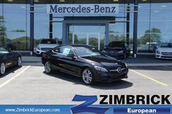 2017 Mercedes-Benz C-Class C300 4MATIC Coupe Madison WI