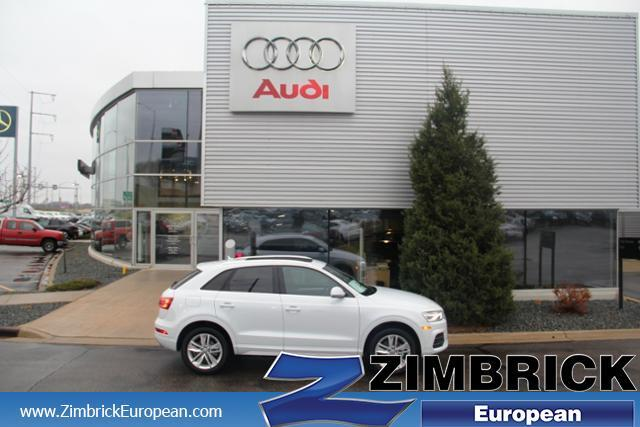 2017 Audi Q3 2.0 TFSI Premium Plus quattro AWD Madison WI