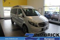 Mercedes-Benz Commericial Vans Metris Passenger Luxury Van by Explorer 2017