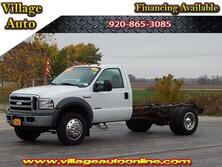 Ford F-450 CAB AND CHASSIS DIESEL 2005