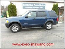 Ford Explorer 4dr 114 2004