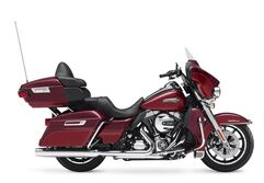 Harley-Davidson Touring Electra Glide Ultra Classic Low FLHTCUL  2016