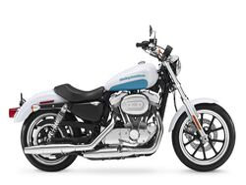 Harley-Davidson Sportster SuperLow XL883L  2016
