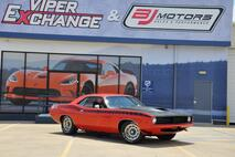 1970 PLYMOUTH BARRACUDA  Tomball TX