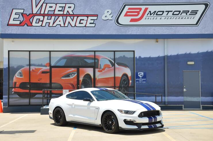 2016 Ford Shelby Mustang Gt350 Shelby Gt350 Tx 14086779