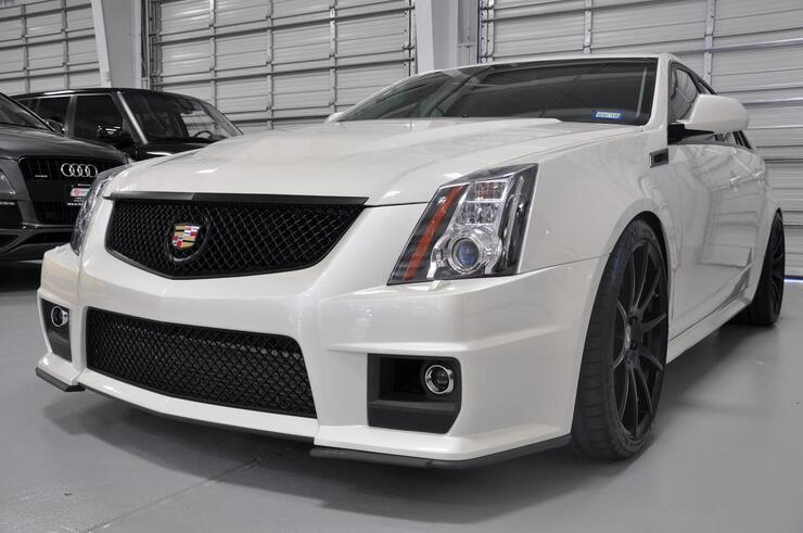 2014 cadillac cts v wagon tx 10959621. Black Bedroom Furniture Sets. Home Design Ideas